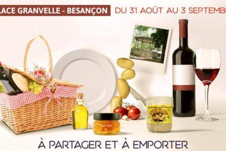 Instants Gourmands à Besaçon - édition 2019
