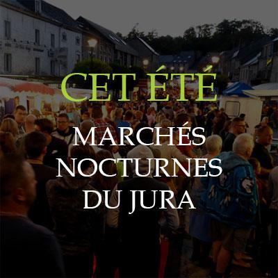 Marchés nocturnes du Jura
