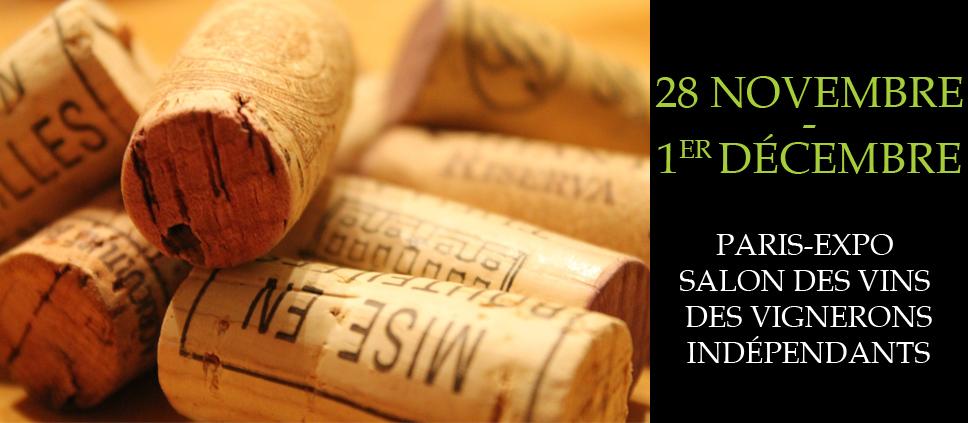 Salon des vins des vignerons indépendants 2019 - Paris expo